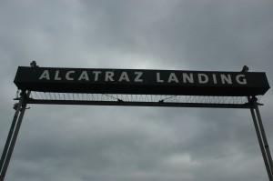 Så går turen til Alcatraz