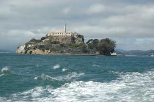 Alcatraz, godt vi bestilte billetter hjemmefra, udsolgt til 30-9