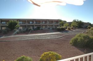 Et glimt af hotellet