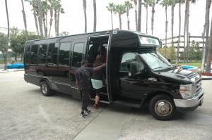 VIP Tur rundt i Los Angeles